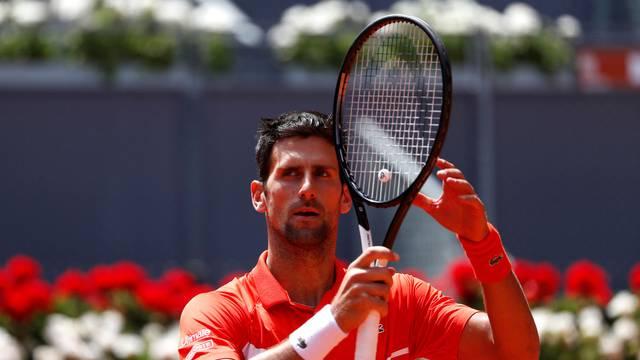 Đoković prvi finalist Madrida: Sada čeka Nadala ili Tsitsipasa