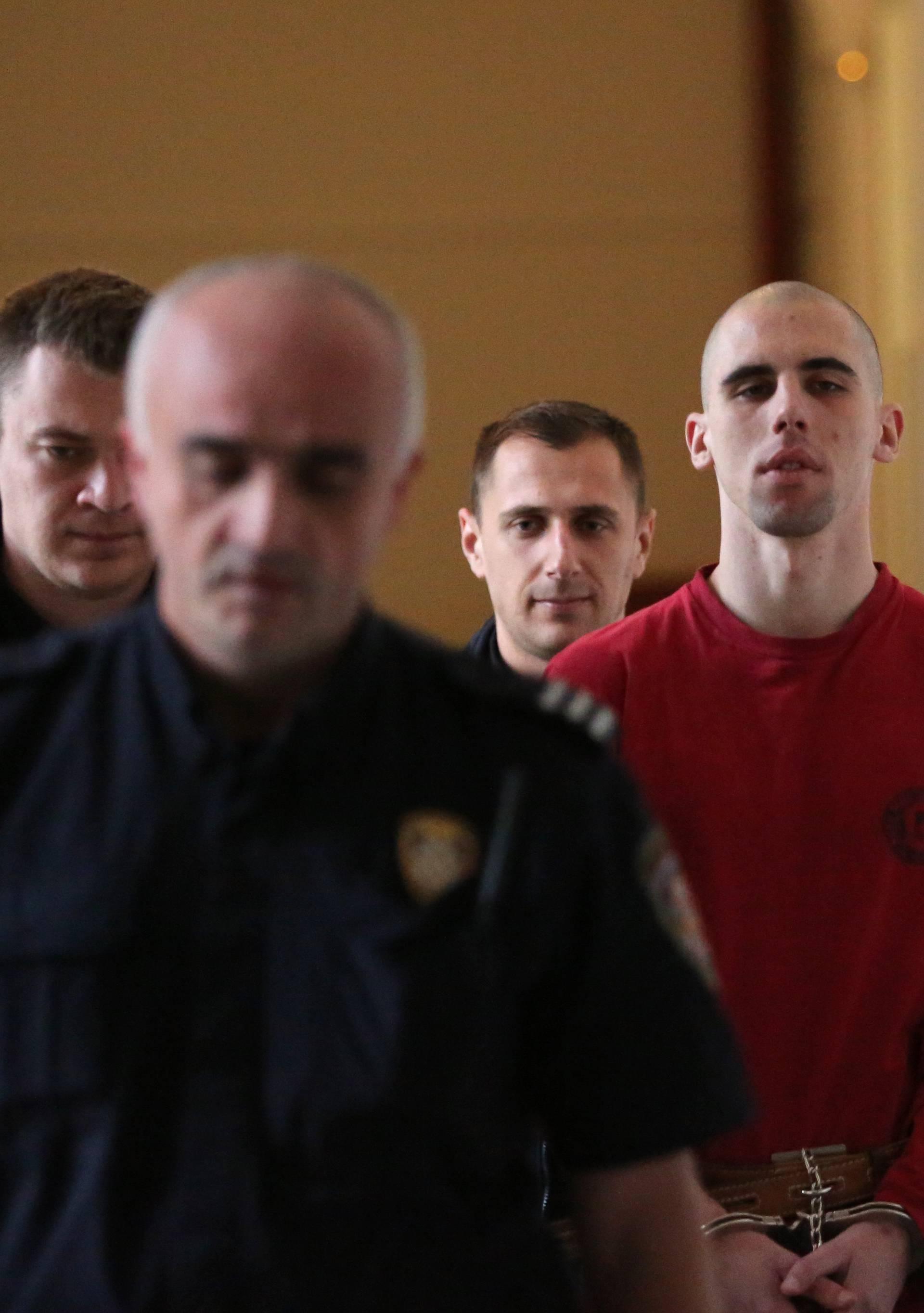 Kulišek na suđenju: 'Pričam s Bogovima, ne mogu vas pratiti'