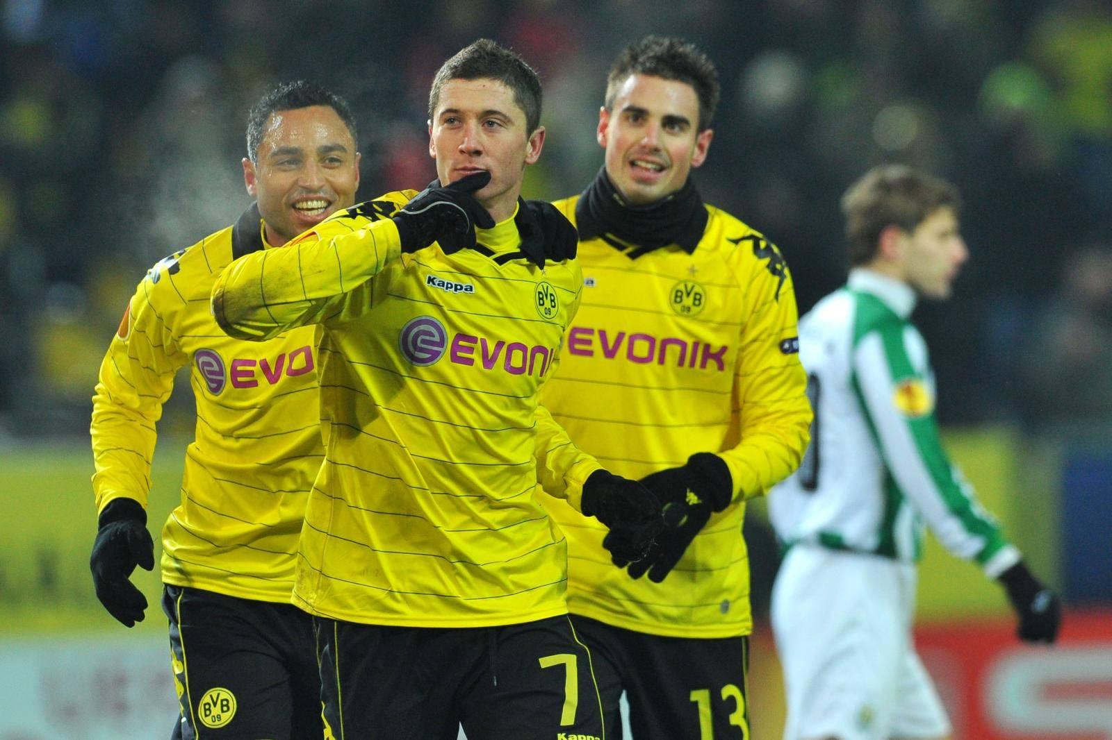 Europe League - Borussia Dortmund - Karpaty Lviv