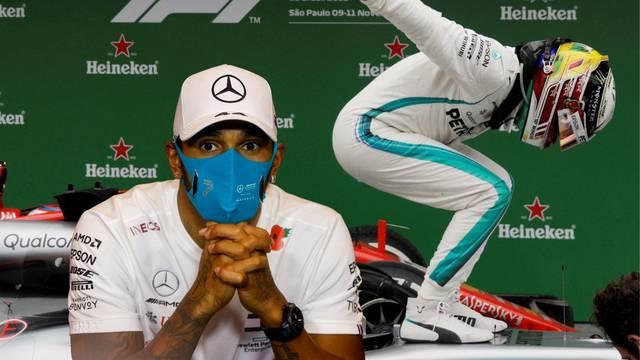 Hamilton se zasitio? 'Ne postoji garancija da ću biti tu dogodine'