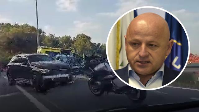 Detalji nesreće koju je pijan skrivio šef policije: Vozio je Mercedes GLC u Zadar, nije radio