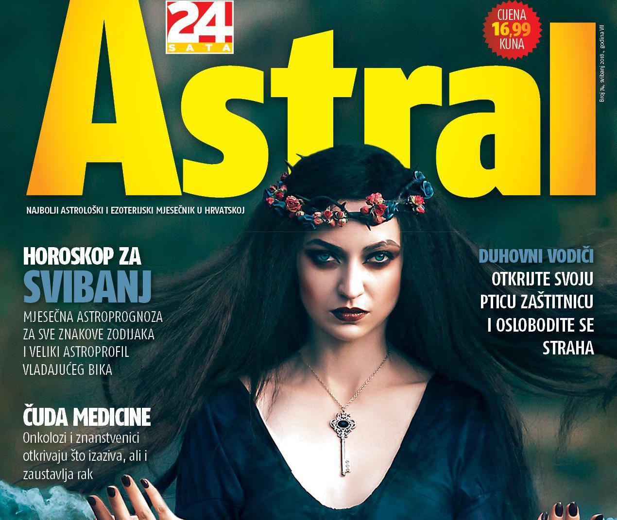 Novi Astral: Uroci su moćno oružje zavidnog i zlobnog srca