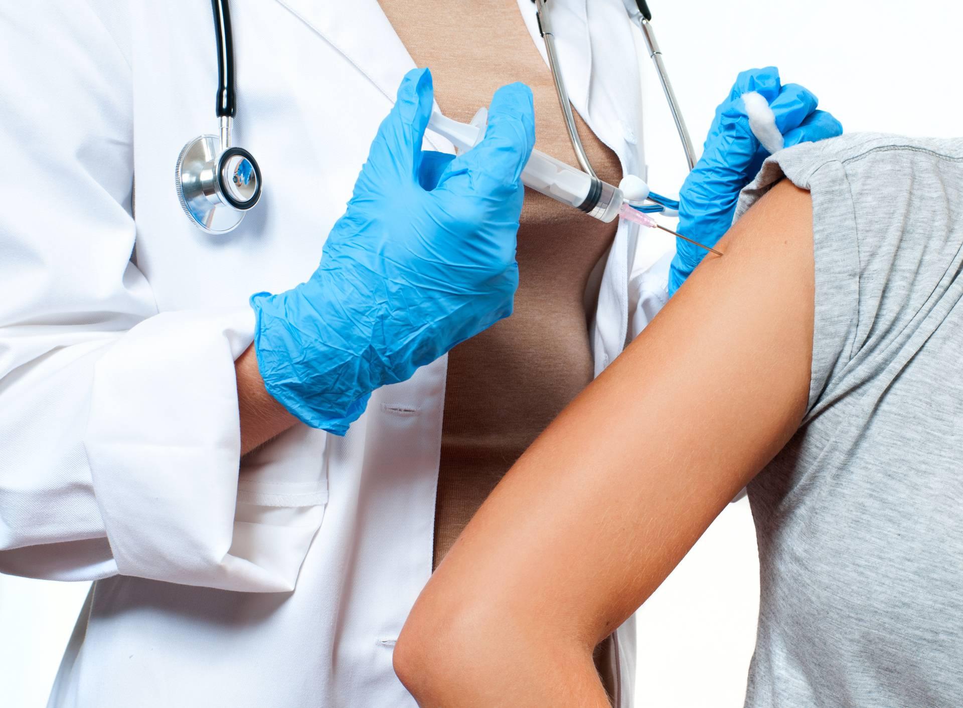 Dvostruko je više djevojčica i dječaka cjepljeno protiv HPV-a