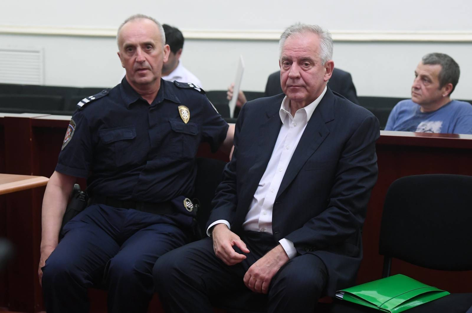 Zagreb: Robert Ježić svjedočio u aferi INA-MOL