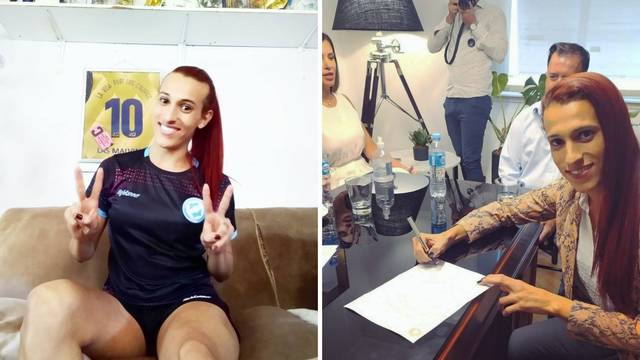 Debi u Argentini: Mara Gomez prva transrodna nogometašica