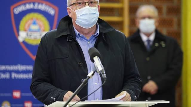 Zagreb: Nacionalni stožer civilne zaštite objavio novu brojku zaraženih koronavirusom