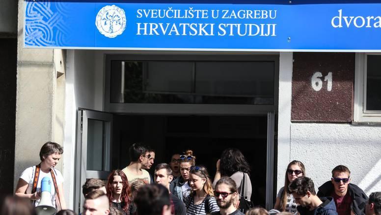 Za dekana Hrvatskih studija javio se samo jedan kandidat - bivši svećenik Ivo Džinić