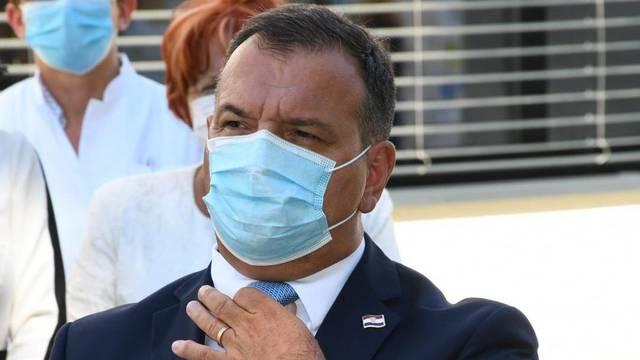 Koprivnica: Ministar Vili Beroš osvrnuo se na razgovor s Dijanom Zadravec
