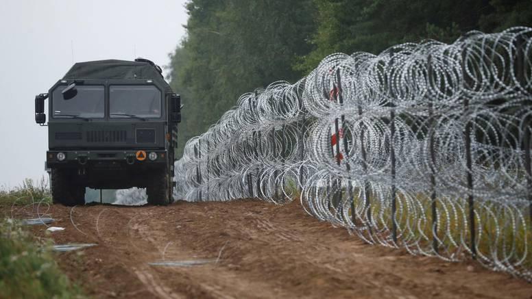 Češka Litvi donira novac za ogradu na granici s Bjelorusijom