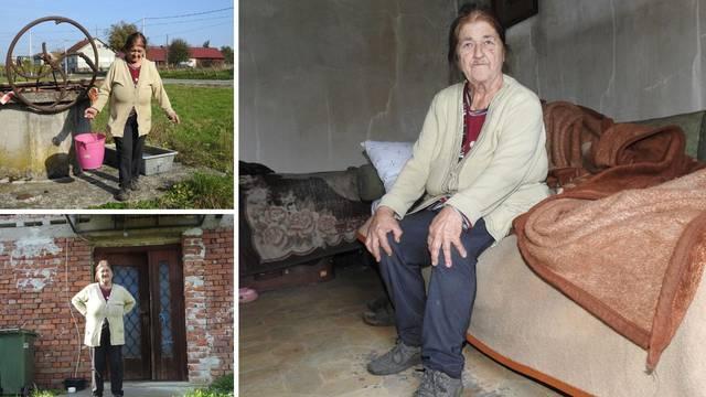 Od štale napravila kuću: 'Imam samo jednu želju, a to je struja'