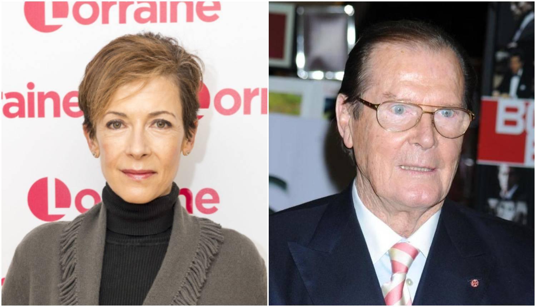 Kći nekadašnjeg Bonda, Rogera Moorea, vidi duh pokojnog oca