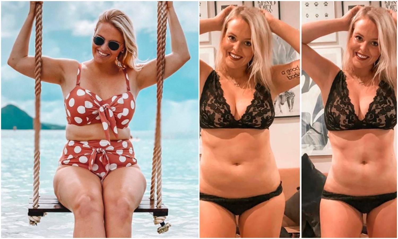 Beauty influencerica: U redu je ako u izolaciji dobijete na težini
