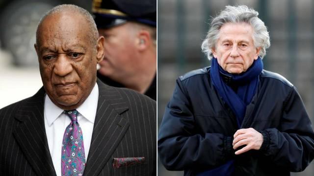 Roman Polanski i Bill Cosby su zajedno izbačeni s Akademije