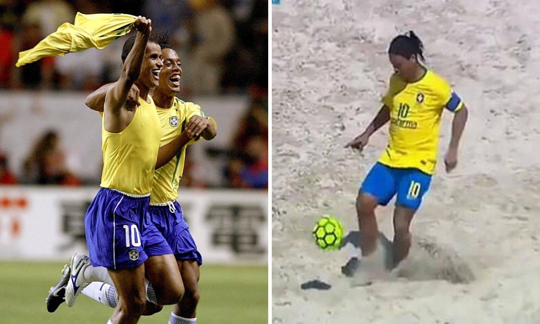 Spektakl u Brazilu: Rivaldo i Ronaldinho prijete Hrvatskoj...