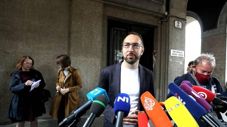 Tomašević odgovorio Škori:  'Bavi se nama jer o gradskim temama on ne zna ništa'