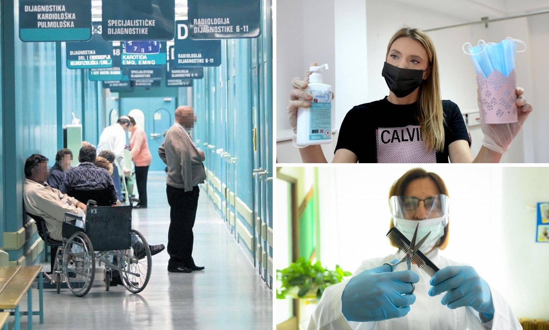 Što nas čeka od sutra: Frizeri opet rade, pokreću i zdravstvo