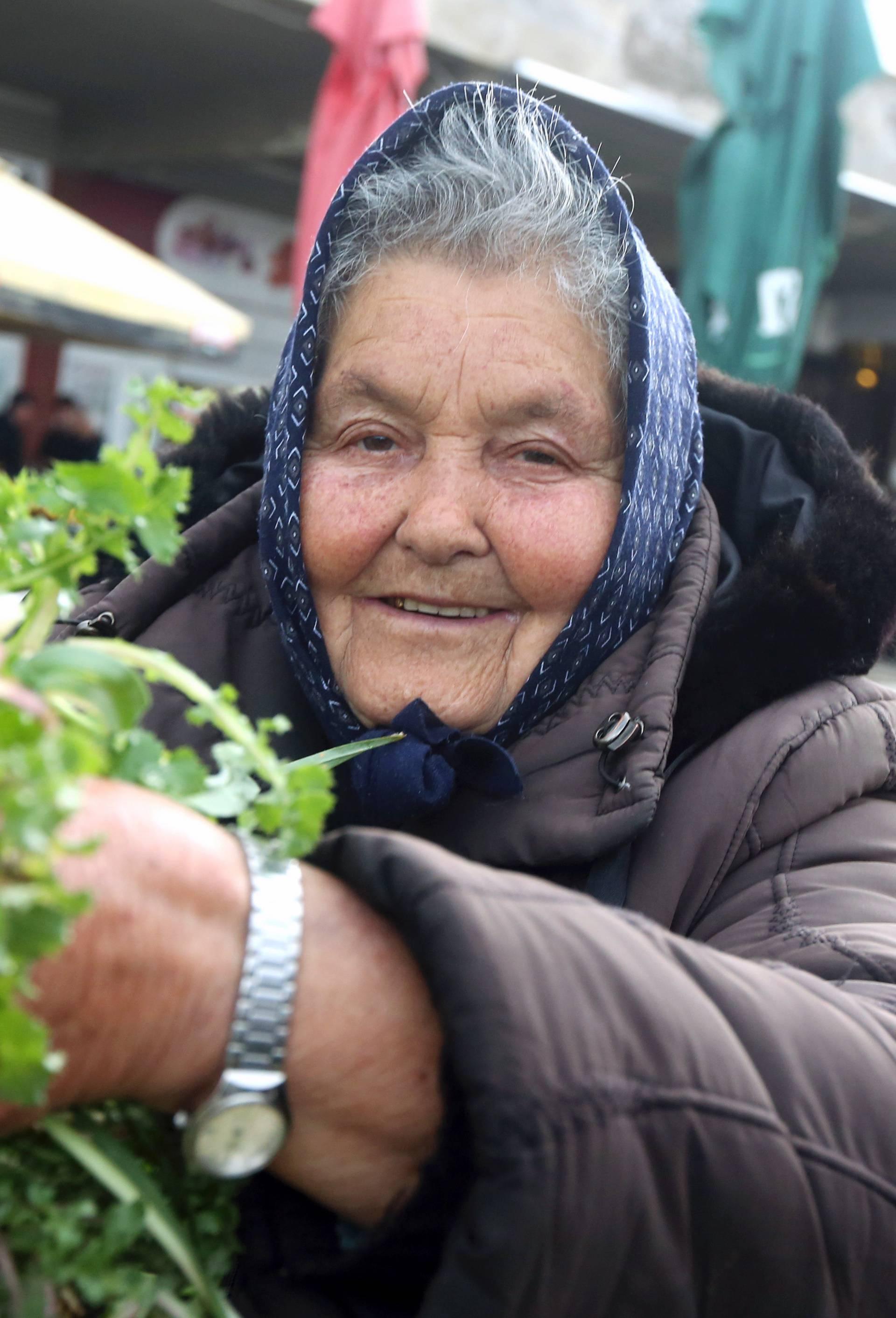 Kumica Marica (81): Znala sam prodavati  po 600 jaja svaki dan