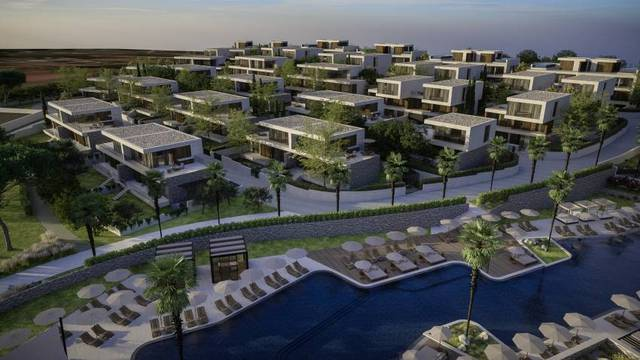 MK Group i Aleksandar Group najavljuju gradnju luksuznih vila i apartmana u Istri