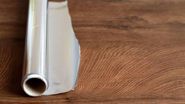 Odlični trikovi s aluminijskom folijom: Za glačanje, čišćenje...