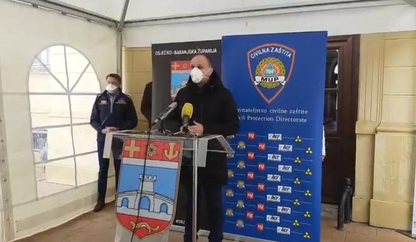 Tri novozaražena u Istri: 'Imaju blažu kliničku sliku svi oboljeli'