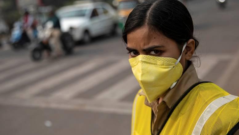 Indija je top zemlja po broju najzagađenijih gradova, čak 21