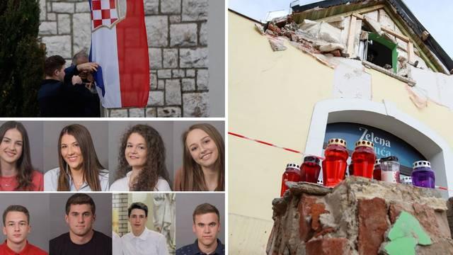 Dan žalosti je i u BiH: Tužna subota za Hrvatsku i Posušje