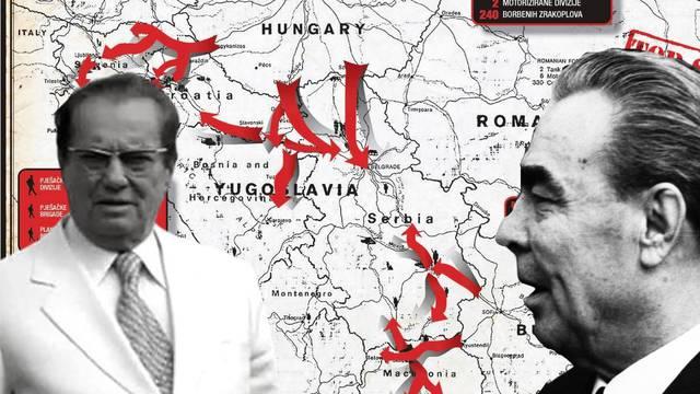 Sovjeti su planirali napasti Jugoslaviju: 'Prvo na Zagreb, a onda bi zgazili cijelu zemlju'