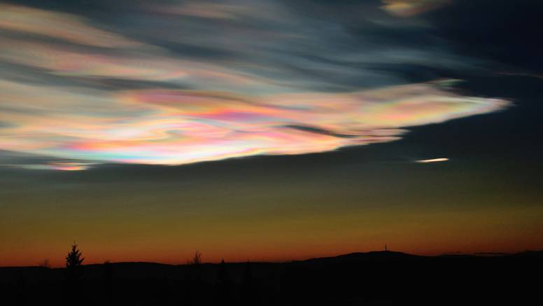 Ubojice ozona: Ovi sedefasti oblaci nam razaraju atmosferu