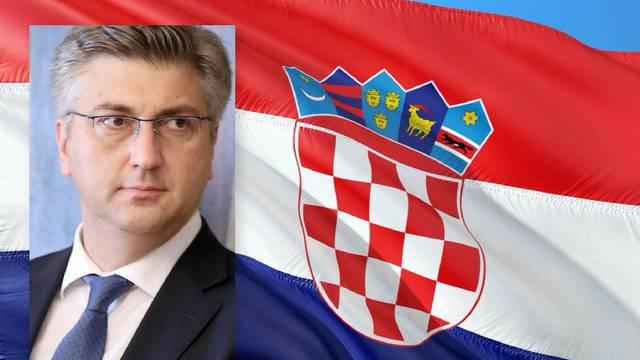 'Čestitamo Dan državnosti - svim hrvatskim ljudima...'