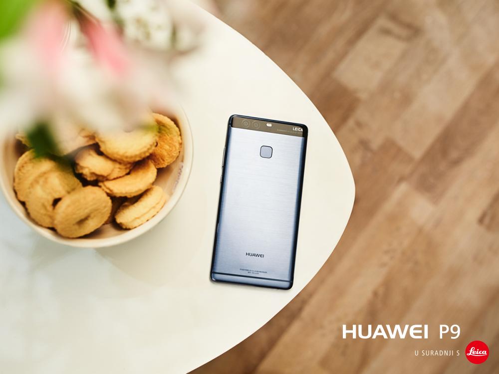 Huawei P9 Blue kao nezaobilazni modni detalj