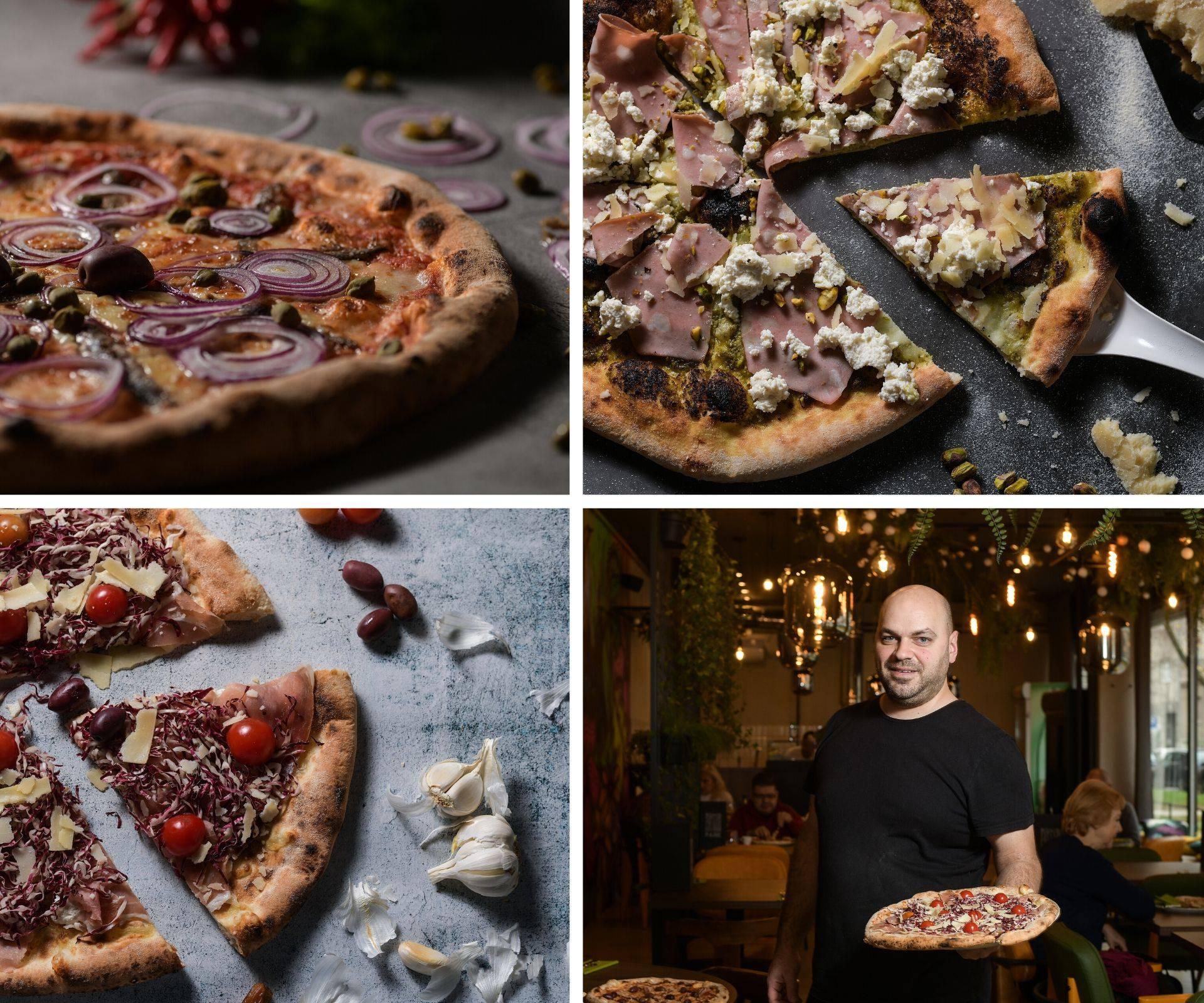 Pizzeria s pričom: Pizze dobile ime po zagrebačkim parkovima