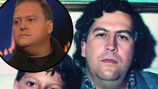 'Neću biti kao otac': Sin Pabla Escobara prao novac za kartel