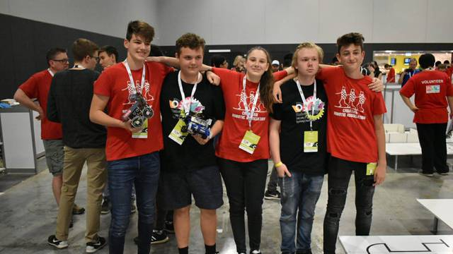 Hrvatski supertim osvojio je Svjetsko prvenstvo u robotici!