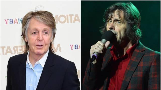 McCartney plagirao Pađenovu pjesmu? 'To mi je kompliment'