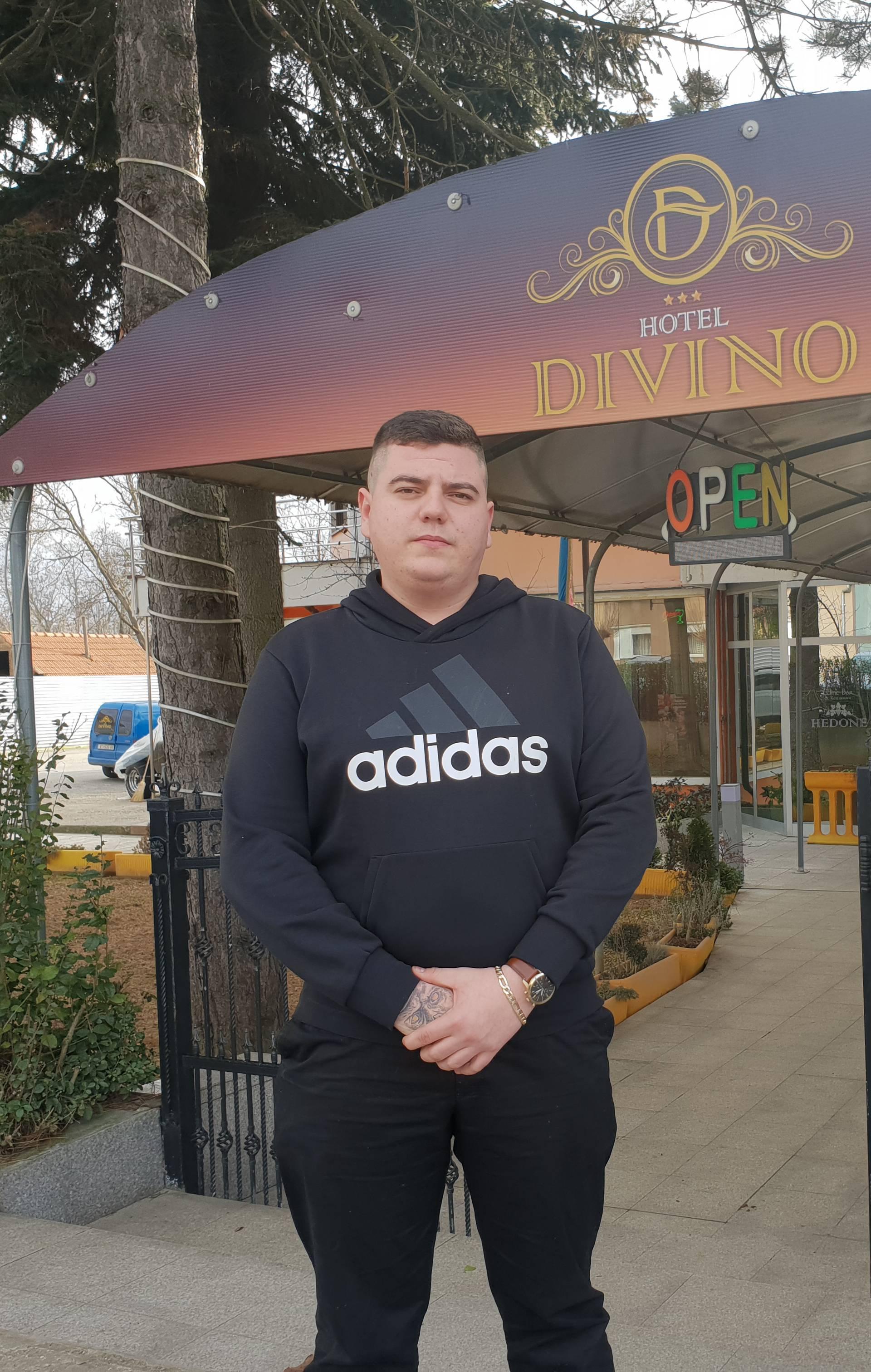 Digli optužnicu protiv Đakića i zabranili mu da ide na internet