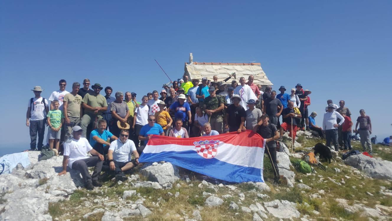 Hodočašće na Biokovo: Na vrh sv. Ilija popelo se čak 114 ljudi