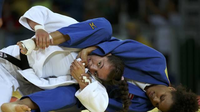 Judo - Women -70 kg Elimination Rounds