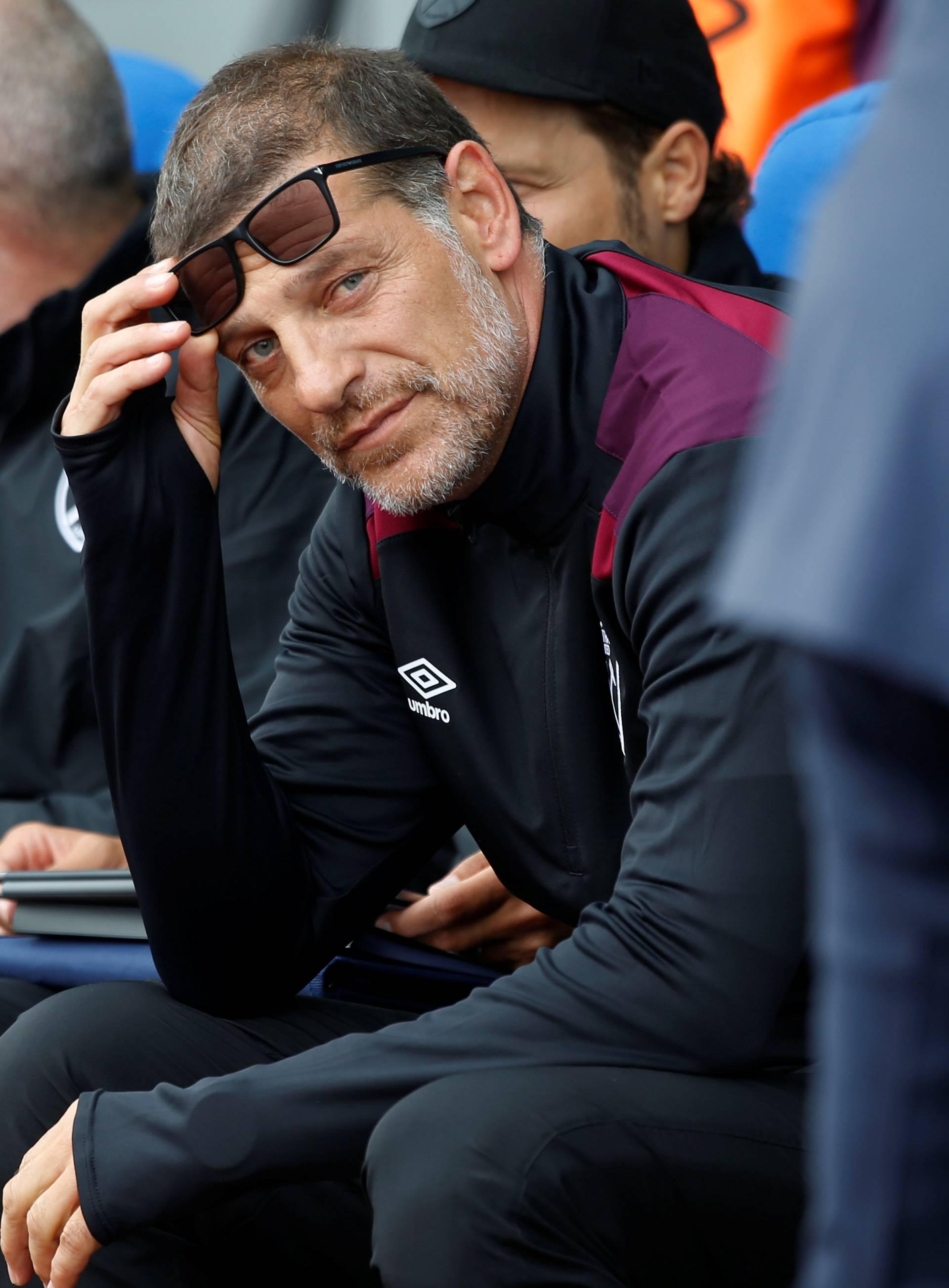 West Ham United vs Manchester City - Pre Season Friendly