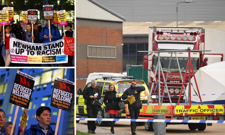 Kamion užasa: U hladnjači su zarobljeni prije ulaska u Belgiju