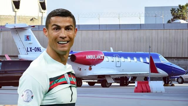 Ronaldo je opet u problemima: Prekršio protokol korona virusa
