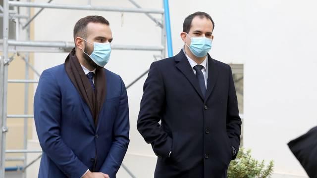 Zagreb: Izjave ministra uoči početka sjednice Vlade o proglašenju IGP-a na Jadranu