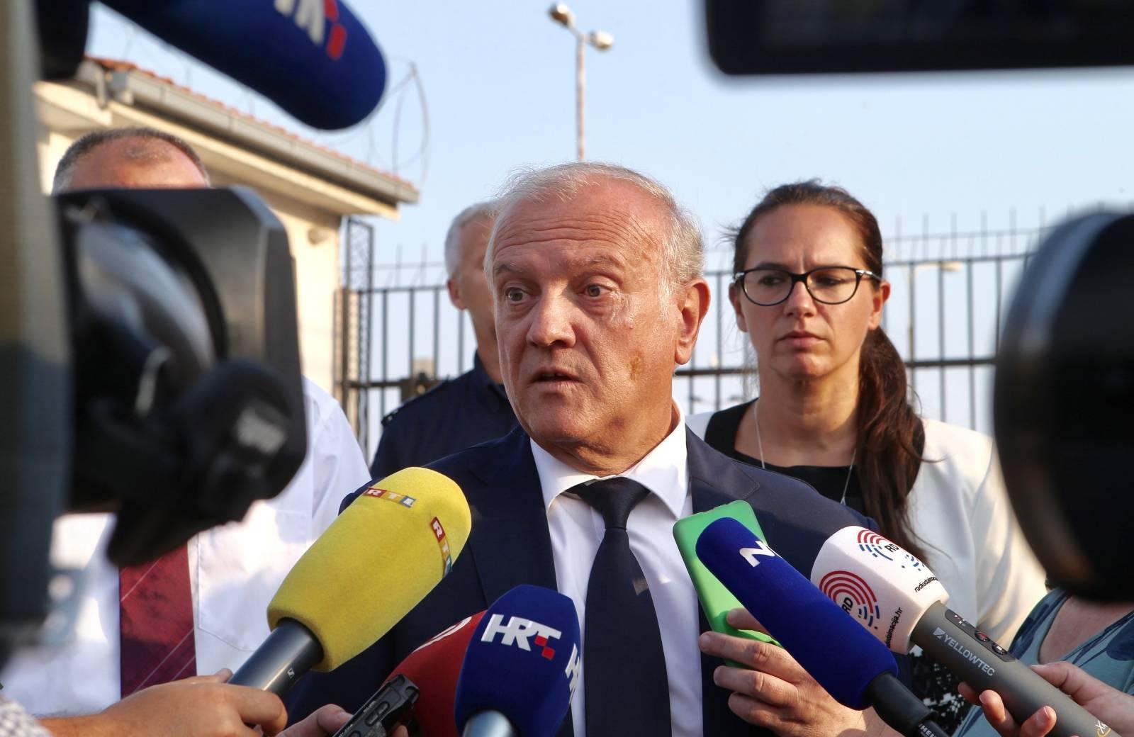 Split: Bošnjaković zbog smrti 18-godišnjaka stigao u splitski zatvor