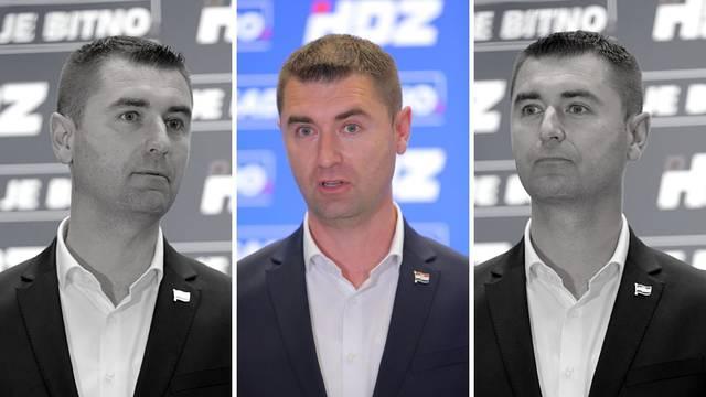 Kako su kandidati Davor, Darko i Damir izazvali raskol u HDZ-u