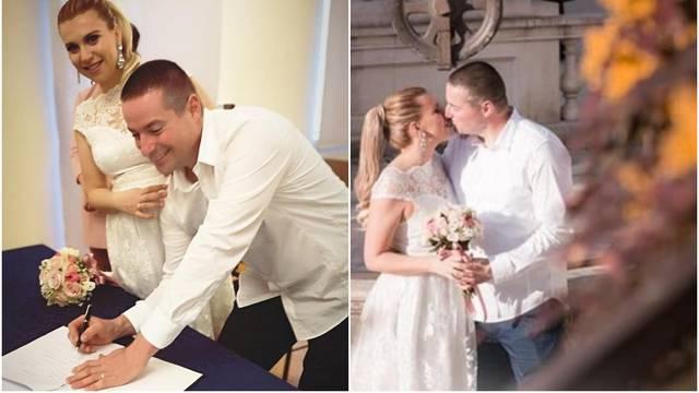 Vjenčali se Valentina i farmer Vatroslav iz 'Ljubav je na selu'