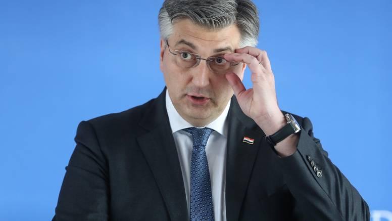 Plenković: 'Cjepivo više nije problem, imamo ga dovoljno. Beroš ima našu punu podršku'