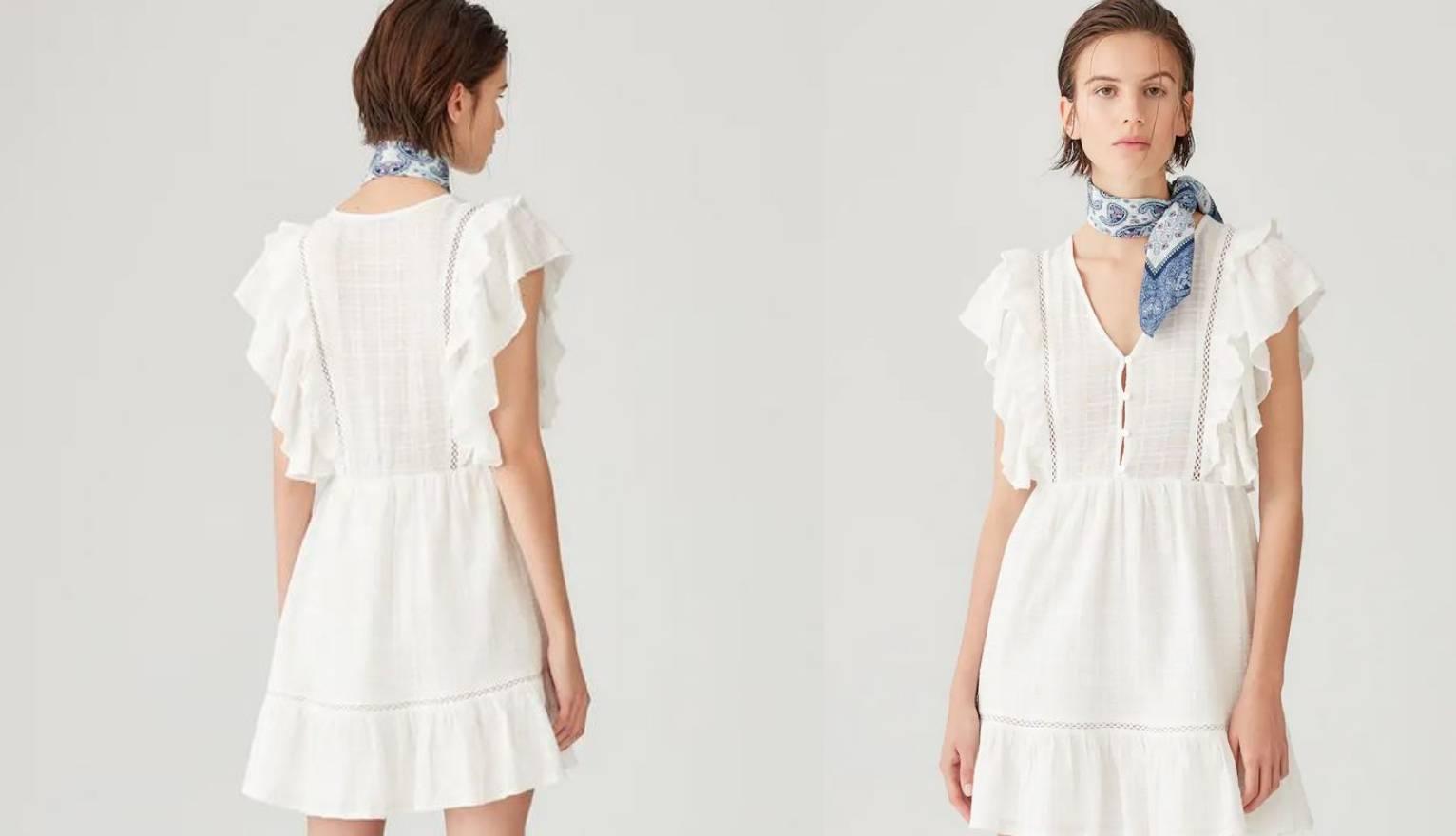 Lijepa bez boje: 10 divnih bijelih haljina za romantičarke u duši
