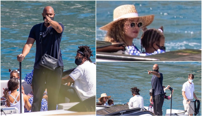 Ekskluzivne fotke: Beyonce ide iz Hrvatske, njezin bodyguard je prijetio fotoreporterima?!
