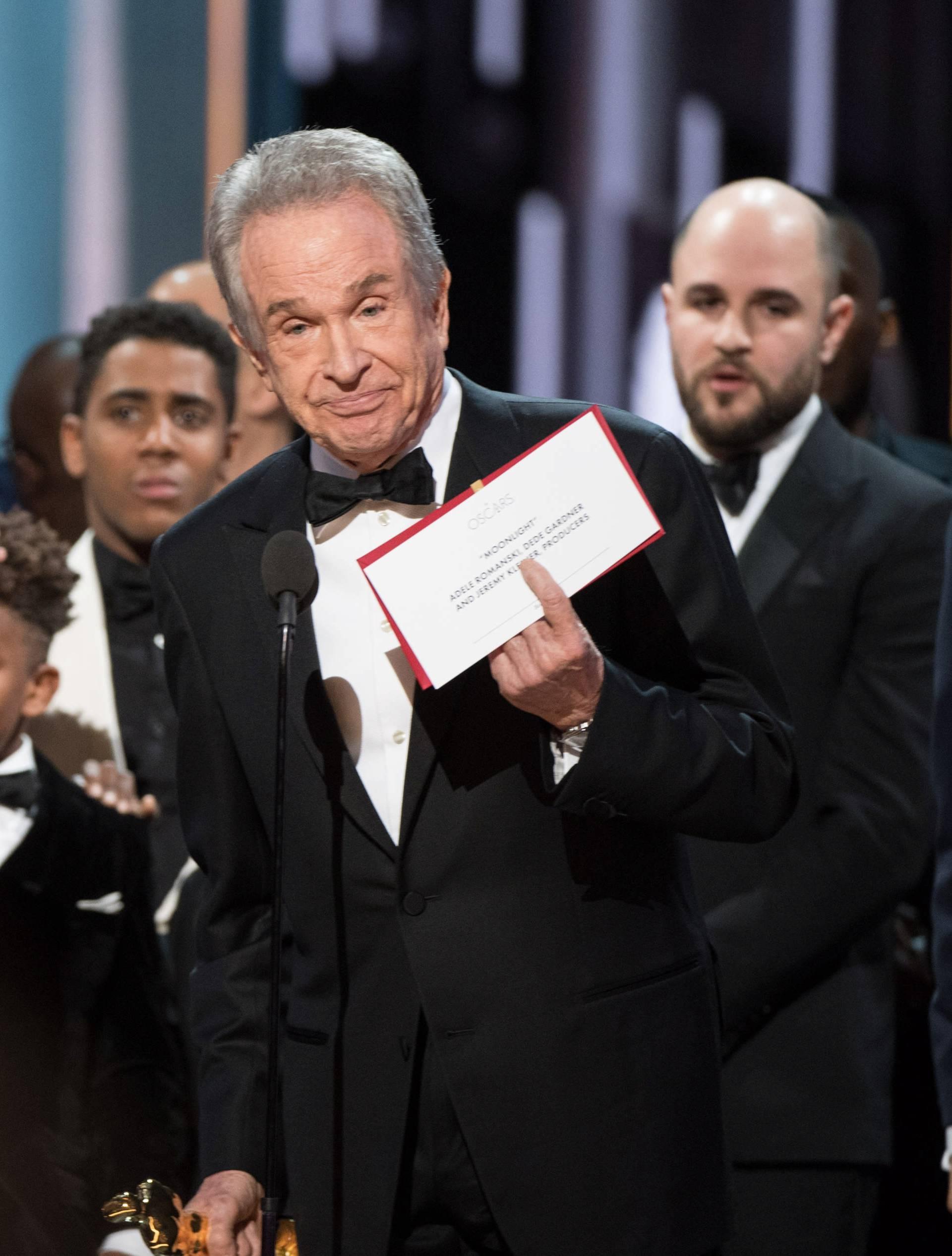 89th Annual Academy Awards - Telecast