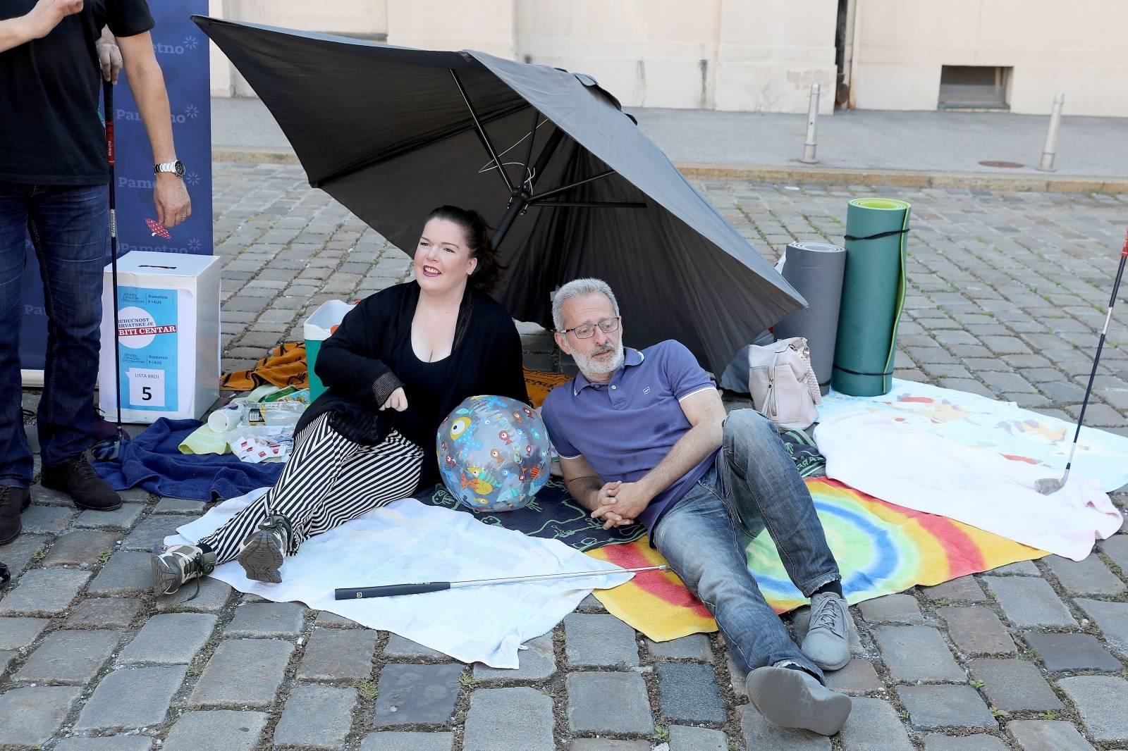 "Koalicija Stranke s imenom i prezimenom, Pametno i Fokus napravili svoje ""Ljeto na Markovom trgu"""