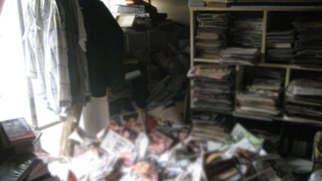 Kobna ovisnost: Ubilo ga šest tona pornografskih časopisa